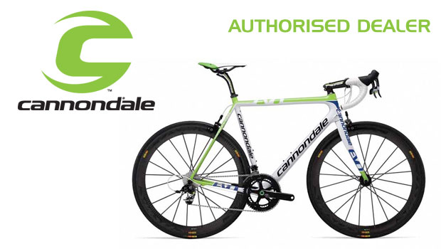 Cannondale Authorised Dealer