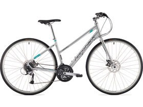 Ridgeback Velocity Open Frame Ladies Hybrid Bike