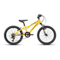 Ridgeback Mx20 20 Inch Wheel Yellow