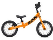 "Ridgeback Scoot 12"" Wheel Lime  click to zoom image"