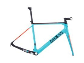 Genesis Zero SL Team Madison Genesis Carbon Frameset