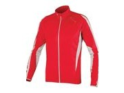 Endura FS260 Pro Jetstream III Long Sleeved Jersey Small Red  click to zoom image