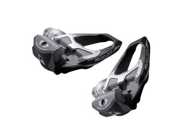 Shimano Dura Ace 9000 SPD SL Carbon Road Pedals click to zoom image