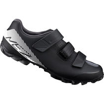 Shimano ME200 SPD MTB shoes, black/white