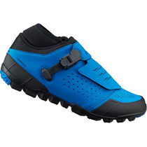 Shimano ME7 (ME701) SPD shoes, blue