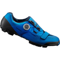 Shimano XC5 (XC501) SPD Shoes, Blue