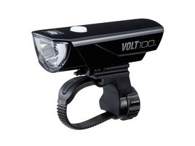 Cateye VOLT 100 USB RC Rechargeable 150 Lumen Cycle Headlight