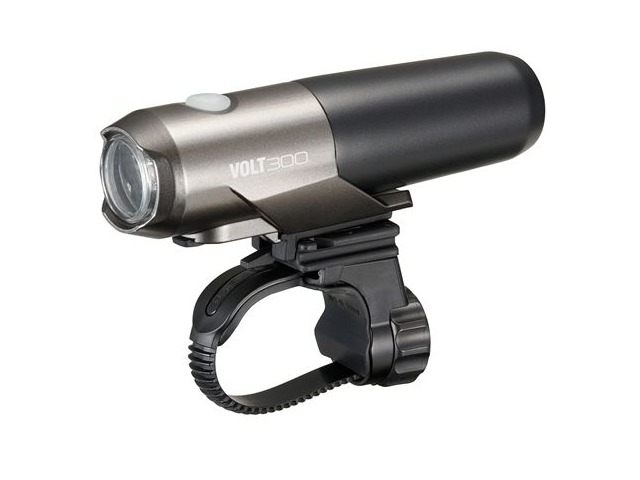 Cateye VOLT 300 EL460 USB RC Rechargeable Cycle Headlight click to zoom image