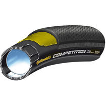"Continental Competition Vectran 26"" x 22mm Black Chili Tubular"