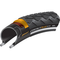 "Continental Contact Plus Reflex 28 x 1 1/2"" Black"