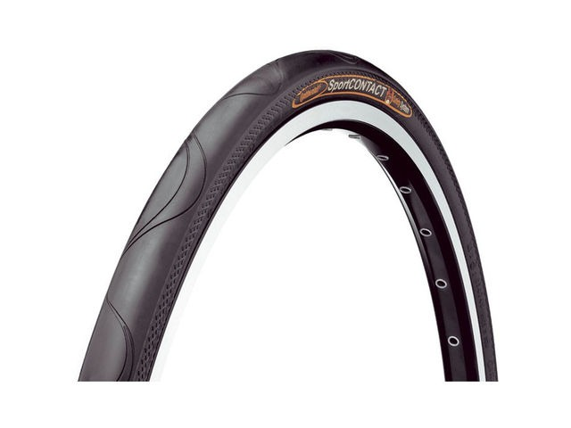 Continental Sport Contact 700c Hybrid Tyre click to zoom image