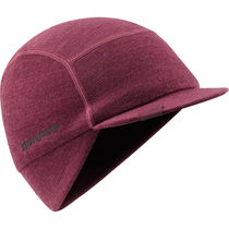 Madison Isoler Merino winter cap, classy burgundy