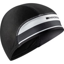 Madison Isoler Mesh skullcap, black one size
