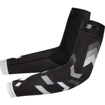 Madison Sportive Limited Edition arm warmers, black chevron