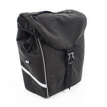 Madison Universal rear pannier with zip pocket in top cover