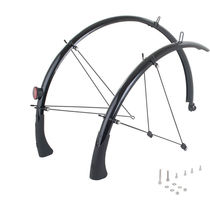 MPart Primo full length mudguards 700 x 68mm black