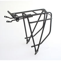 MPart Summit rear pannier rack alloy black