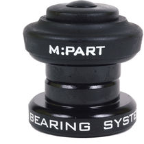 "MPart Sport threadless headset 1-1/8"" black"