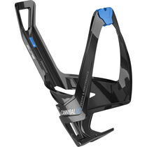 Elite Cannibal XC bottle cage gloss black / blue