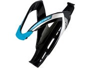 Elite Custom Race Resin Bottle Cage  Black/Blue  click to zoom image