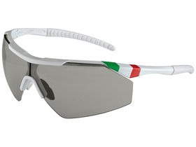 Salice vedi italiano Sunglasses - 004 Photchromic CRX Lense - White Italian