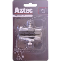 Aztec Road system brake blocks Plus Grey / Charcoal
