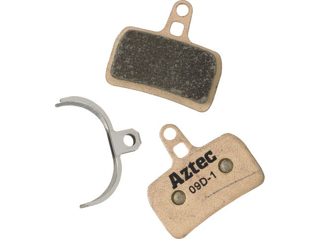 Aztec Sintered Disc Brake Pads-Hope Mono Mini click to zoom image