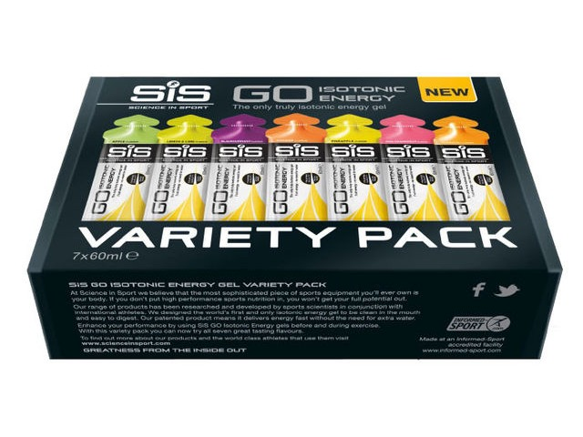 SIS Isotonic Mixed Gel Promotion Pack click to zoom image