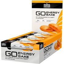 Science In Sport GO Energy Bake - Orange - 50g
