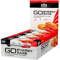 Science In Sport GO Energy Bake - Strawberry - 50g