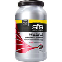 Science In Sport REGO Rapid Recovery drink powder banana 1.6 kg tub