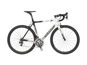 Colnago C60 Disc Frameset - Dual Use - Classic Black / White