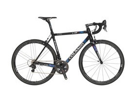 Colnago C60 Disc Frameset - Dual Use - Classic Black / Blue / Purple