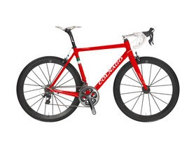 Colnago C60 Frameset - Dual Use - Italia Red