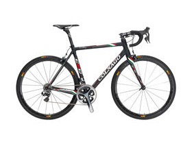 Colnago C60 Frameset - Dual Use - Racing Black / Italia