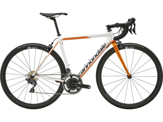 Cannondale S6 EVO Carbon Ultegra Race Womens click to zoom image