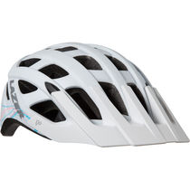 Lazer Marie matt white swirls women's