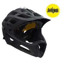 Lazer Revolution FF with MIPS matt black