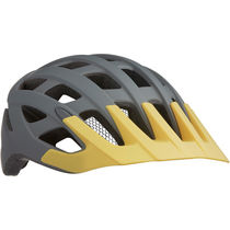 Lazer Roller Helmet, Matt Grey/Yellow