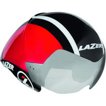 Lazer Wasp Air black / red / white Lotto Soudal