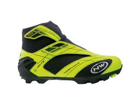 Northwave Shoes Arctic GTX MTB Boots - Fluro Yellow