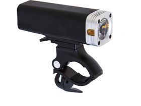 Electron F-200 Lumen Single LED Front Cycle Headlight USB