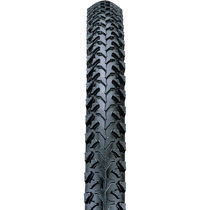 "Nutrak 26x1.95"" MTB raised centre tread knobbly"