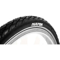 Nutrak 16x1 3/8 siped street with reflective stripe and puncture breaker