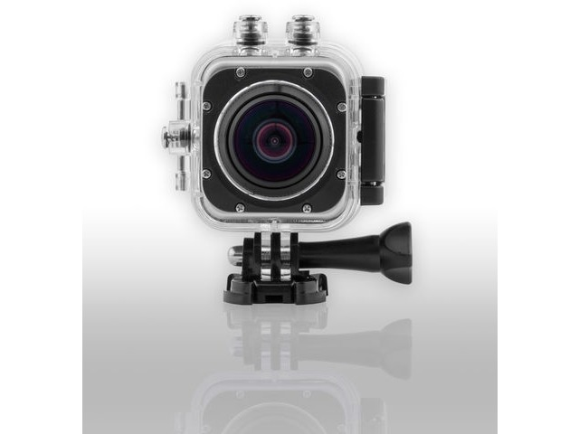 Silverlabel Focus Action Camera 360 Degree click to zoom image