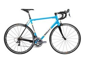 Ridley Helium With Dura-Ace Belgian Blue
