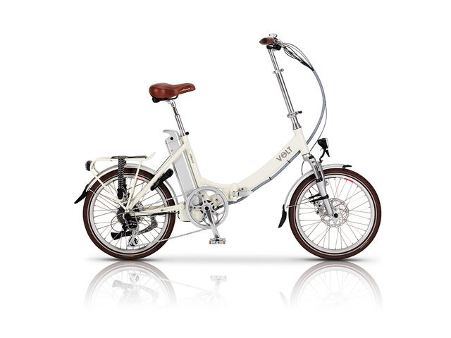 Volt Metro LS Folding Electric Commuter Bike click to zoom image