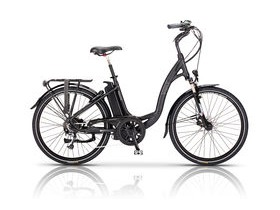 Volt Burlington Step Through Classic Electric Bike
