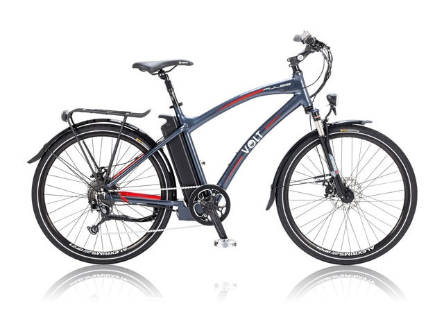 Volt Pulse Hybrid Electric Bike - Standard Battery click to zoom image