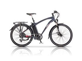 Volt Pulse Hybrid Electric Bike - Large Battery